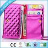 New fashion women bag card bag purse clutch key cases mobile phone bag