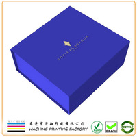 Paper Folding Cardboard Magnetic Gift Boxes