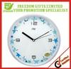Promotional Make Your Logo Plastic Gift Clock