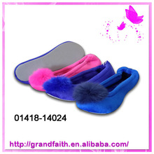 buy direct from china wholesale very warm indoor shoes