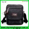 custom logo printing messenger bag cross body bag Casual Canvas Shoulder Bag