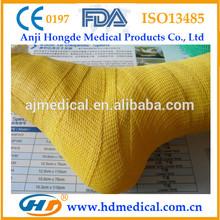 HD7-0186 Printed Orthopedic Fiberglass Casting Tape With Certificates