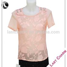 Uniform shirts Women cutting for ladies blouse