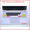Waterproof Dustproof silicone keyboard cover for Apple Macbook