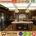 con disegni cucina di marca logo superiore al prezzo basso acrilico moderno armadio da cucina mobili da cucina di design