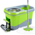 2014 novo esfregão de limpeza 360 até rotação Mop com rodas grandes and Magic Mop