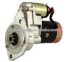 Starter Motor for Isuzu 18284,2-2230-HI,5811001280 24V
