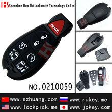 hot sale new arrived remote smart car key shell 0210059