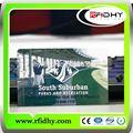 La fábrica de china de inyección de tinta para imprimir la tarjeta rfid( tarjetas de proximidad)