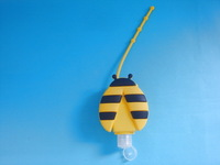 Promotional pocketable bacterial gel silicone holder,animal shaped silicone case