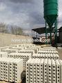 Sqm 100000 alemanha tipo de bloco de gesso máquina/bloco de gesso máquina de produção