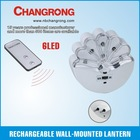 best powerful remote control battery operated led light bulb
