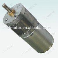 12v dc wiper motor GM25-370CA