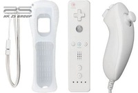 2 In 1 Motion Plus For Wii Controller
