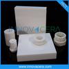 Zirconia plates/zirconia ceramic composite plate/for tubular chain conveyors/innovacera
