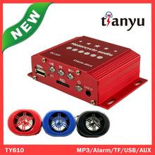 Motorcycle Audio change car mp3 player fm transmitter