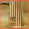 2014 High quality wood cell phone case for iphone 5,wood mobile phone case for iphone 5,wood case for iphone 5