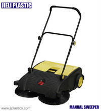 Compact hand push Manual Sweeper