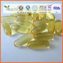 2014 popular sell 1200mg Softgels Omega 3 Fish Oil softgel