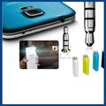 Multifonctionnel. 3.5mm plug mobile à puce touche de raccourci pour android téléphone