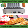 Wholesale philippines 6pieces electric crisp hot dog making machine with low price
