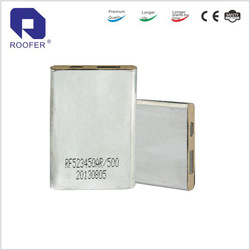 Mobile phone battery making in Shenzhen 423450AR lithium Battery Cell used for make recharge Battery