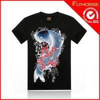 100% Cotton Popular Cheap Wholesale 3D Design New Style T Shirt