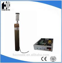 industrial ultrasonic granule tissue disruption plant