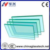 CE/ISO Approved building grade low iron float flat glass