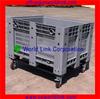 Storage Wire Mesh Stackable Roll Industrial Storage Box