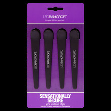 BRAND NEW LEO BANCROFT 4 PRO SECTION CLIPS FOR SECTIONING HAIR