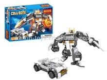 Hot Sale Transforming Robot Toy Blocks