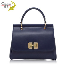 Wholesale price luxurious high quality ladies laptop trolley bag pu fashion handbag