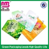 20-year experience water juice plastic packaging pouches with spout