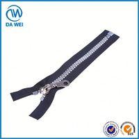 Professional New Design Waterproof round bottom plastic zipper bag