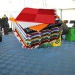 Popular hot-sale plastic shaggy floor rugs