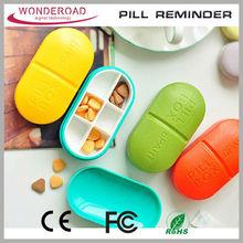 Pill Reminder Medicine Storage Case Box medicine storage container