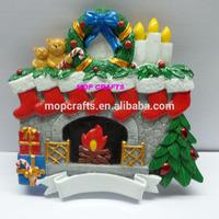 Polystone/resin/polyresin christmas tree decoration