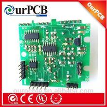 made in china fire alarm panel pcba solar panel