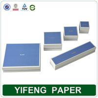 alibaba china trade assurance supplier yifeng wholesale custom logo printed big lots jewelry box gift box