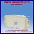 Inyección de plástico piezas de aire acondicionado