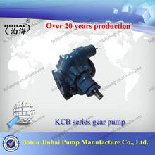 KCB series gear pump,lubrication system,lubricating oil china(KCB type gear pump)
