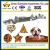 Cost saving dog food extruding equipments, pet food machine, dog food extruder