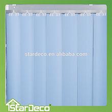 PVC vertical blind, fancy window vertical blind for home decoration