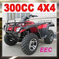 EEC cheap 4x4 atv mad max atv quad 300cc