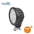 2014 high power super bright 5w led spotlight flood light truck heavy duty motorcycle spotlight
