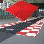 Top grade promotional outdoor allure floor tile