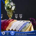 100% bettwäsche hohe qualität gestricken lager tischdecke und serviette für restaurant