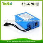 lithium ion battery 12v li ion battery 12v 40ah lithium battery f or LED strip, CCTV/IP camera, heating blanket/clothes