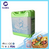 Camping plastic ice pack for cooler bag